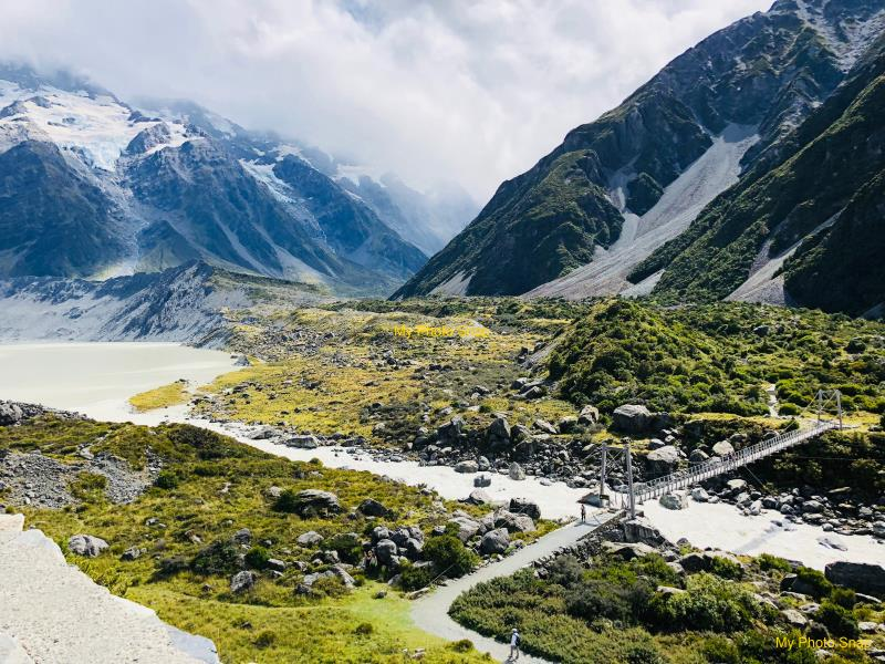 Hooker Valley - MyPhotoSnap.com